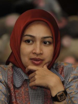 Airin Rachmi Diany Wanita Cantik Wali Kota Tangerang Selatan