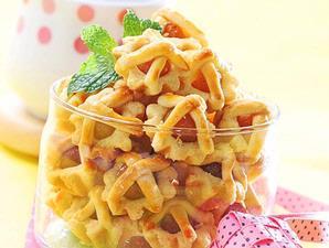 Keranjang Nanas Cake Recipe (Pineapple Cake)