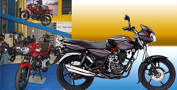 Motor Terbaru Bajaj Indonesia