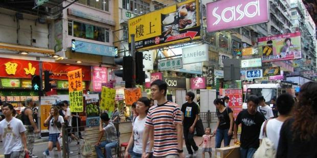 Tempat Belanja Terkenal di Hongkong