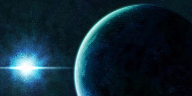 (FOTO) DITEMUKAN PLANET BERLIAN 2011 Planet Berlian dari Bintang Mati
