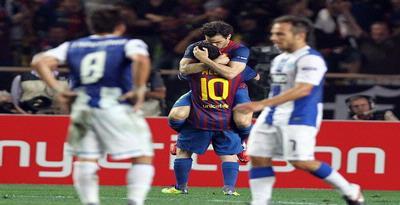 DURIAN RUNTUH BARCELONA ATAS PEMBELIAN FABREGAS  Barcelona Untung Rp 375 Miliar