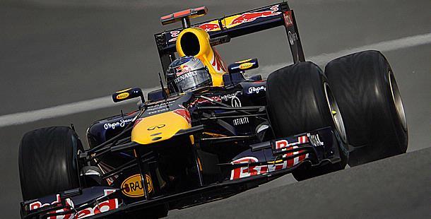 Red Bull Racing Sebastian Vettel Juara F1 Belgia Di sirkuit Spa-Francorchamps
