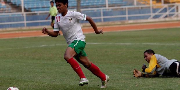 Video TIMNAS PSSI U16 VS THAILAND Kualifikasi Grup AFC U16 Championship 2012