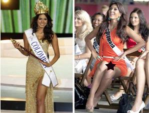 YOUTUBE MISS UNIVERSE 2011 TANPA CELANA DALAM (Video) Catalina Robayo