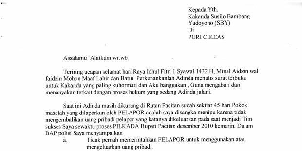 14+ Contoh surat pribadi untuk walikota terbaru terbaru