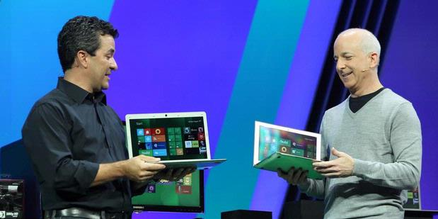 Windows 8 Terbaru 2011