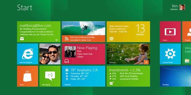 10 Hal yang membuat Windows 8 Tampil Baru