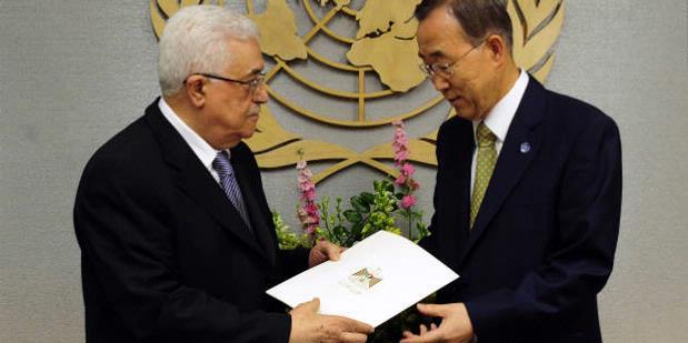 Pertarungan Berat Palestina di DK PBB 0308323620X310