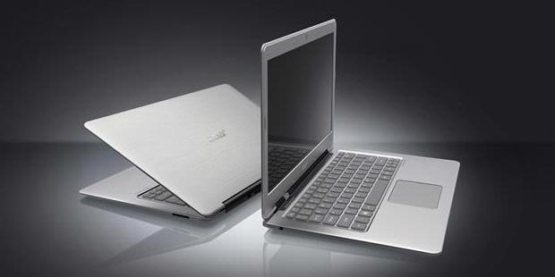 Foto Ultrabook Terbaru Siap Saingi PC Tablet