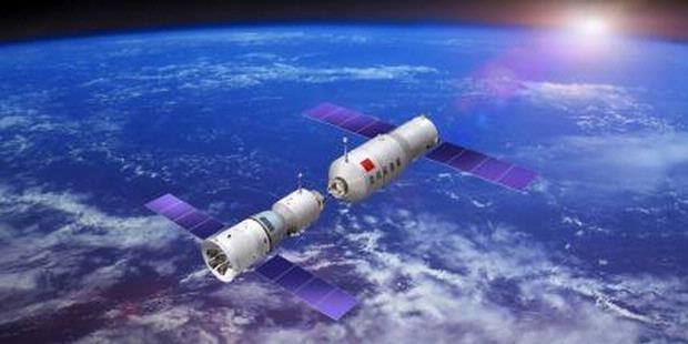 China Sukses Luncurkan Istana Surgawi  (laboratorium luar angkasa Tiangong-1)