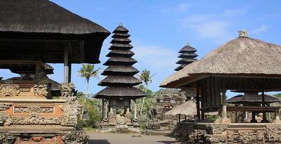 Pura Taman Ayunan, Badung - Bali