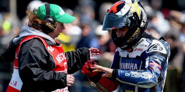 MotoGp 2012 Lorenzo : Rossi Masih Diperhitungkan Juara MotoGp Musim Depan