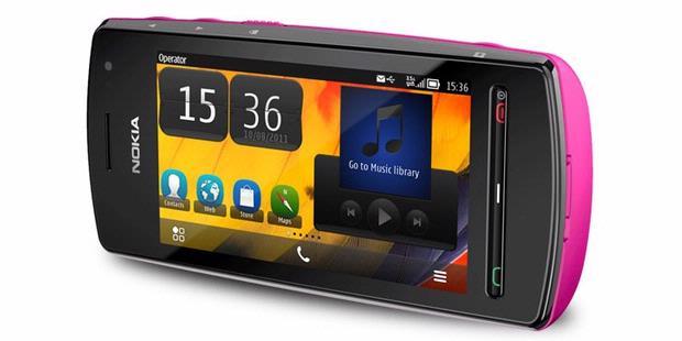 Harga dan Spesifikasi Nokia 600 Nokia 700 Symbian Belle