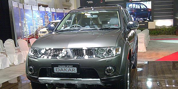 Foto Spesifikasi&Harga New Pajero Sport Dan Dakar 2012