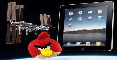 Angry Birds Segera Meluncur ke Antariksa