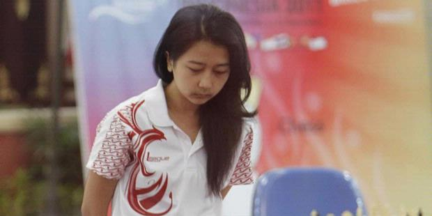 Pecatur Indonesia Irene K Sukandar Cetak Sejarah [ www.BlogApaAja.com ]
