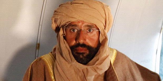 Foto Putra Khadafy Said Al Islam Ditankap Saat Ingin Kabur Ke Niger