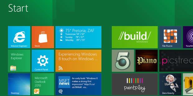 Windows 8 Bisa Gunakan 400.000 Aplikasi Android
