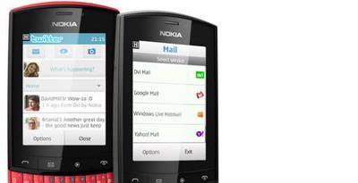 Harga Hanphone Nokia Asha 303