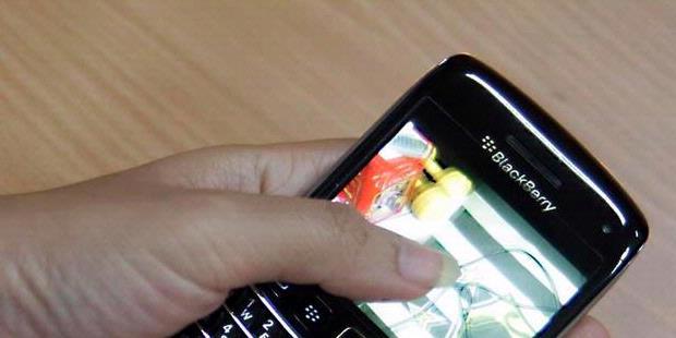 Waspada Blackberry Dapat mengancam Penyedotan Pulsa