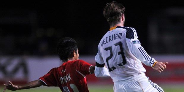 Beckham Benarkan Ingin Baju Andik Vermansyah