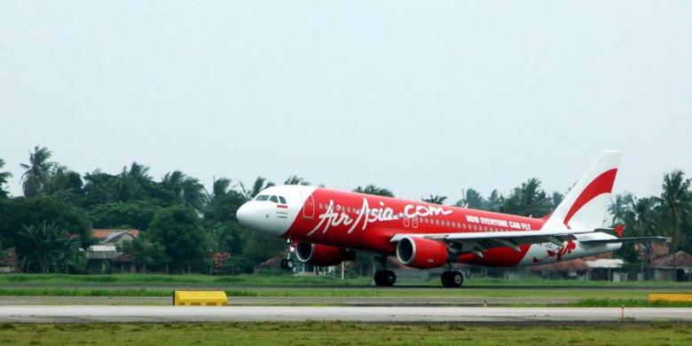 Pesawat AirAsia AWQ 8501 Hilang Kontak
