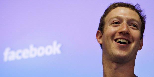 Mark Zuckerberg, CEO dan Pendiri Facebook
