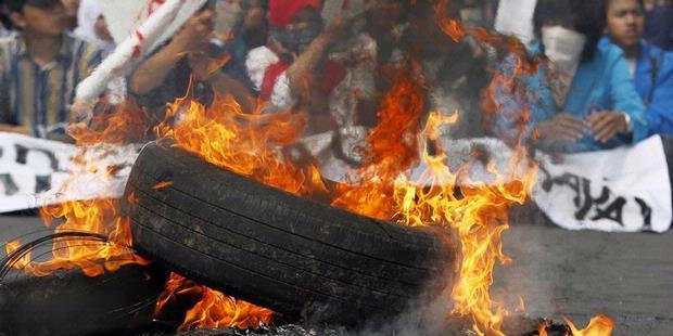 Warga Dianiaya Brimob hingga Gila, GMNI Protes Polda Maluku