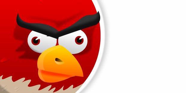 Pelanggan Blackberry Kecewa karena Angrybird