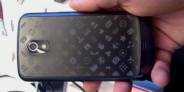 Galaxy Nexus Edisi Spesial Untuk Karyawan Google