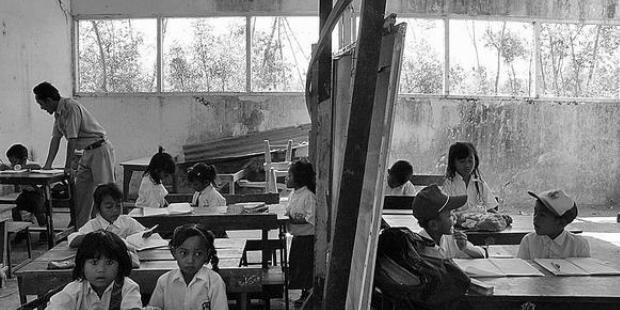 Upaya Membangun Sekolah Aman