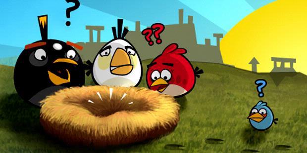 Serial Angry Birds Tayang di Televisi Indonesia