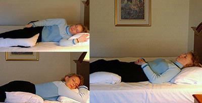 health,3 Posisi Tidur Redakan Nyeri Punggung,cara redakan nyeri punggung,meredakan nyeri punggung