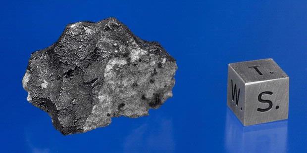 Batuan Mars Jatuh ke Bumi