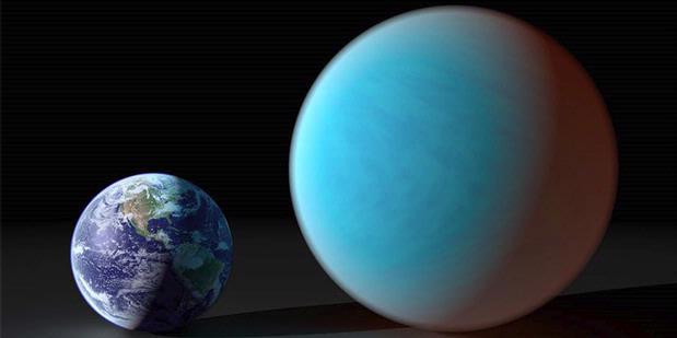 Planet Paling Aneh