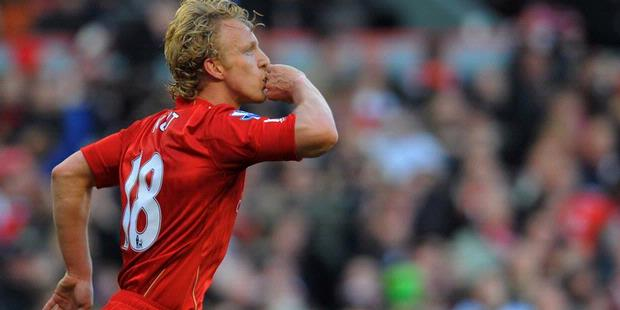Penyebab Hengkangnya Kuyt Dari Liverpool 2012