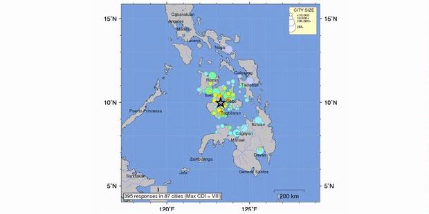 FILIPINA DIGUNCANG GEMPA 7,9 SR, INDONESIA WASPADA TSUNAMI!