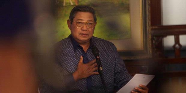 """Ini Pesan SBY untuk Gerakan """"Indonesia Tanpa FPI"""""""