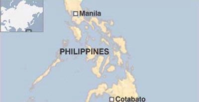 Kapal Perang AS Kandas di Perairan Filipina