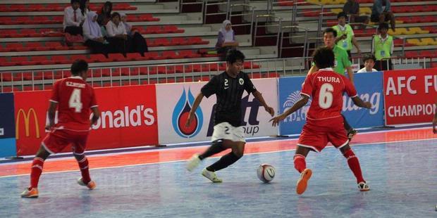 Kualifikasi Liga Asia Futsal 2012 Indonesia