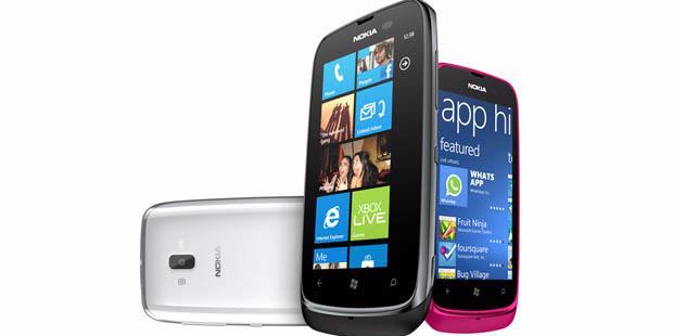 Nokia Lumia 610 Harga dan Spesifikasi
