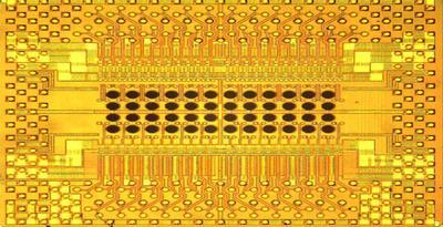SPESIFIKASI CHIP HOLEY OPTOCHIP BUATAN IBM 2012 | Bisa Mentransfer Data Hingga 1 Tbps (1 Terabit per second).