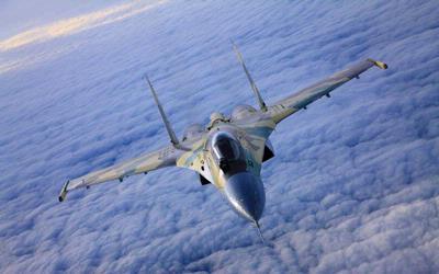 Enam Su-35 Pertama AU Rusia Datang Akhir Tahun