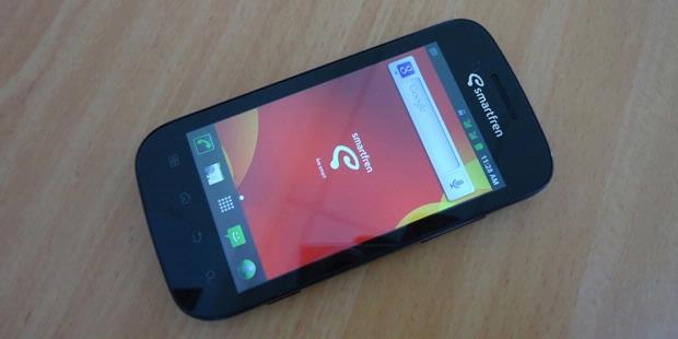 Smartfren Andro, Android Murah dengan Layar 4 Inci