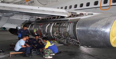 Pesawat Boeing VIP Dicek Menyeluruh Setiap Empat Bulan