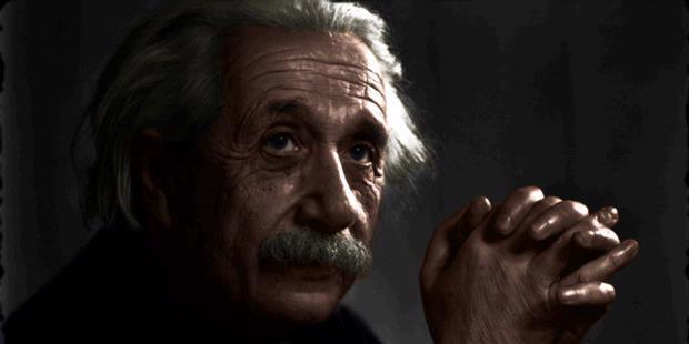Inilah Empat Surat Einstein yang Dihargai 112 Jutaan
