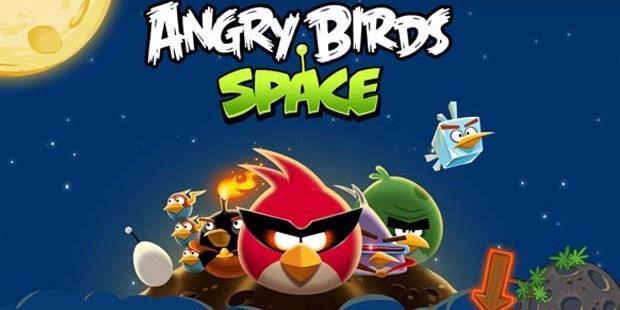 Waspada Malware Berbentuk Angry Birds Space