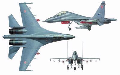 Rusia Memesan 30 Sukhoi Su-30SM