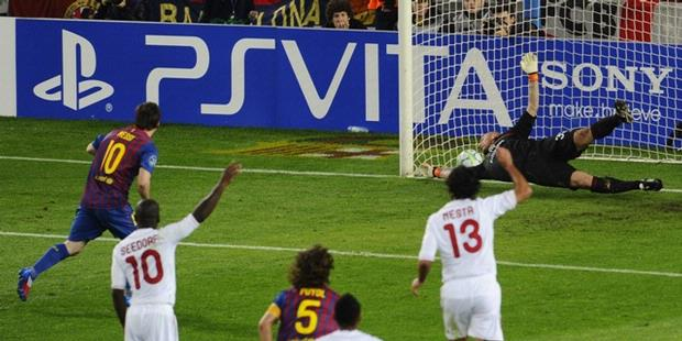 Video Pertandingan Barca Vs Milan 3-1 2012